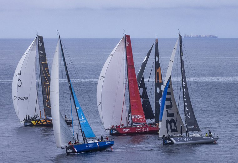 Nail-biting conclusion to The Ocean Race Europe