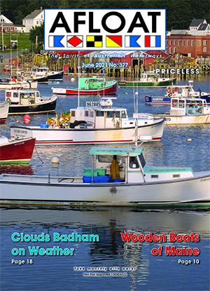 AFLOAT Cover June 2021