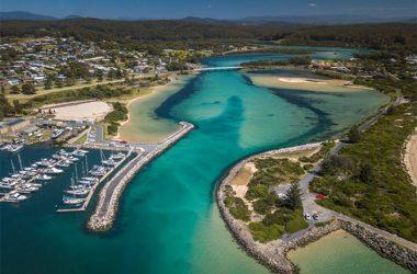 Bermagui Boat Harbour a beneficiary of commitment for dredging