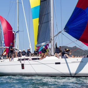 SAILING - Sealink Magnetic Island Race Week 2019 - Magnetic Island, QLD 2/09/2019 (Photo by Andrea Francolini) CHARM OFFENSIVE