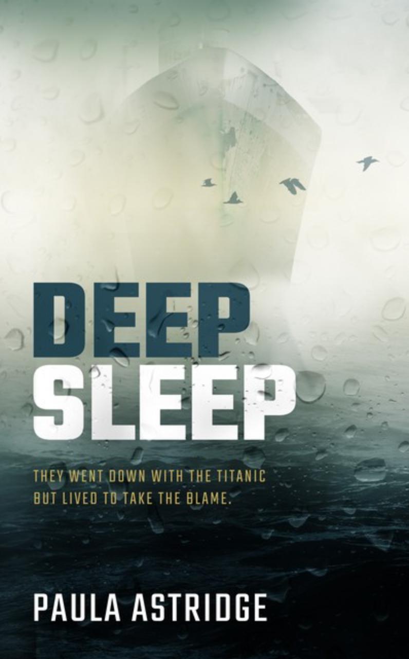 Deep Sleep by Paula Astridge