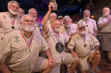 Hemingway Look-Alike Contest