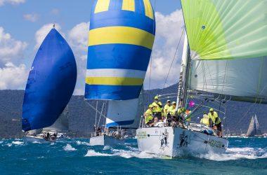 Mass exodus as boaties head to Airlie Beach Race Week