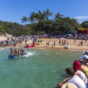 Sealink Magnetic Island Race week 2016 4/9/2016 ph. Andrea Francolini Beer can regatta in Picnic bay