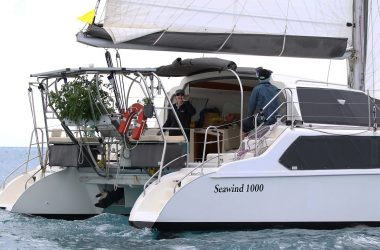 Something a little different at Airlie Beach Race Week