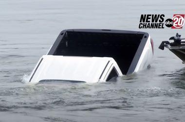 Boat ramp fun