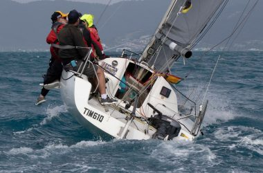 Hairy blokes have their day at Airlie Beach Race Week