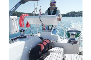 What a world class sailor wants you to know about wearing a lifejacket