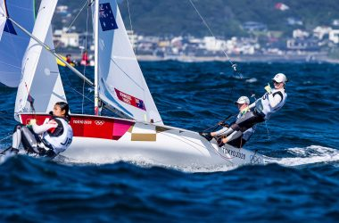 Fremantle Sailor's Nia Jerwood and Monique de Vries Complete Their First Olympic Games