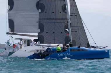 Good times keep rolling at Airlie Beach Race Week