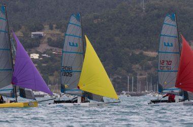 Airlie Beach Race Week reaches halfway point