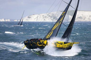 Rolex Fastnet Race monohull line honours