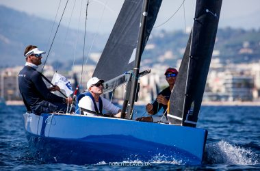 Aspire secures 5.5 Metre French Open at Régates Royales in Cannes