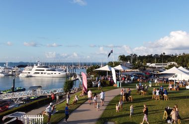 Fundraising Success in the heart of the Whitsundays