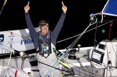 Pierre Quiroga – skipper MACIF 2019 – wins La Solitaire du Figaro
