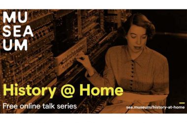 ANMM launches History@Home  A lockdown talk series