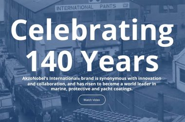 International® Celebrates 140 Years As A Global Leader In Marine, Protective And Yacht Coatings