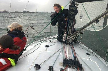 A Bendigo teen's dream to sail around the world