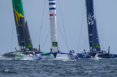 SailGP: Slingsby loses his winning streak in St Tropez