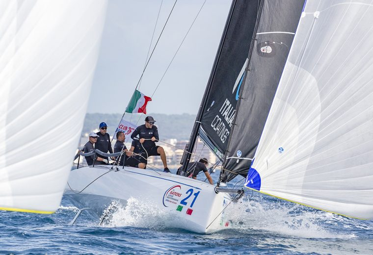 A tale of two very different races puts Nations Trophy crews through the grinder