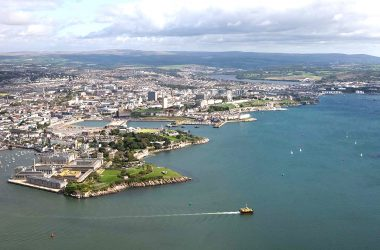 Plymouth to host UK's first charging network for electric vessels