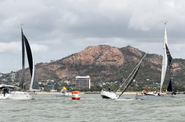 SeaLink Magnetic Island Race Week: Big day out at The Strand