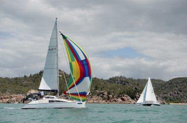 SeaLink Magnetic Island Race Week: Launs Townsville Race