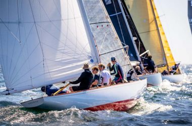 Thisbe and Bribon 500 are Xacobeo Six Metre European Champions 2021