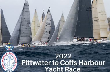 2022 Pittwater to Coffs Harbour Yacht Race