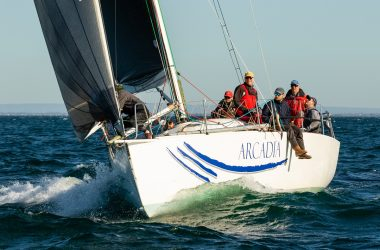 Peter Davison named Victorian Offshore Sailor of the Year
