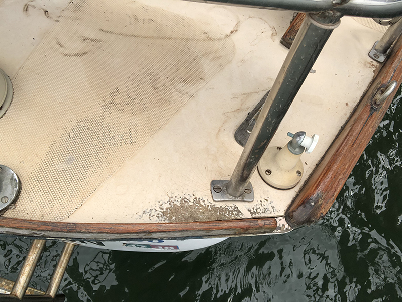Condition of Deck