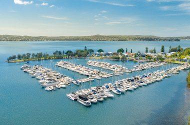 Empire Marinas acquires Marmong Point Marina, Lake Macquarie