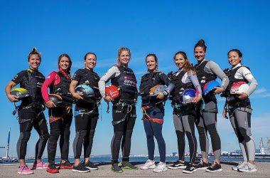 Women's Pathway Program athletes to race in Sail Grand Prix