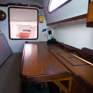 Sail Catamaran 10m Roger Simpson design   Carbon Mast  EasyRig Excellent Condition