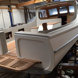 New Build – Manly Snapper Boat